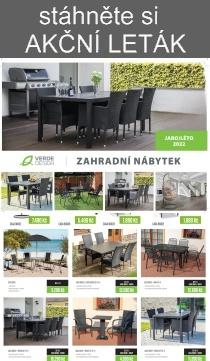 Akční leták Komfort nábytek