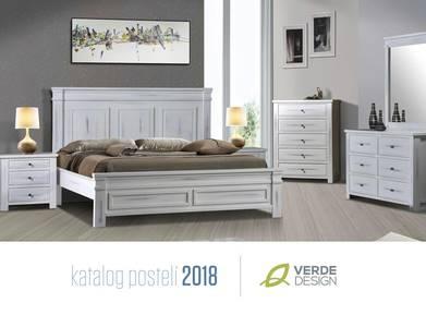 Katalog Verdedesign Postele 2019
