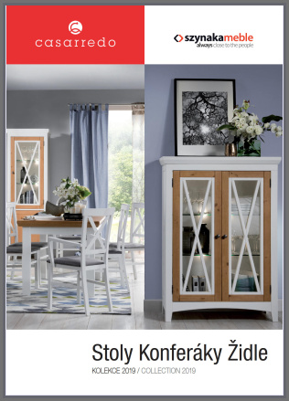 Katalog Szynaka - Stoly a židle