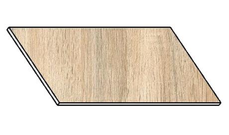 Kuchyňská pracovní deska 120 cm dub sonoma