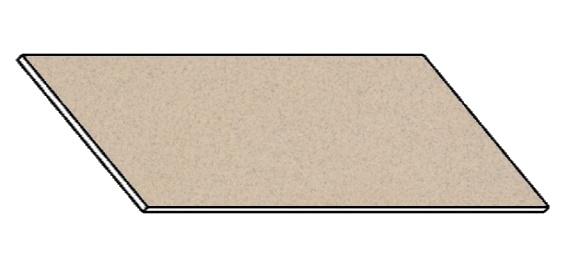 Kuchyňská pracovní deska 160 cm petra béžová