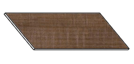 Kuchyňská pracovní deska 160 cm dub balara