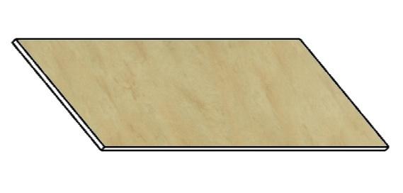 Kuchyňská pracovní deska 180 cm ke kuchyni RELAX