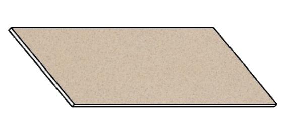 Kuchyňská pracovní deska 180 cm petra béžová