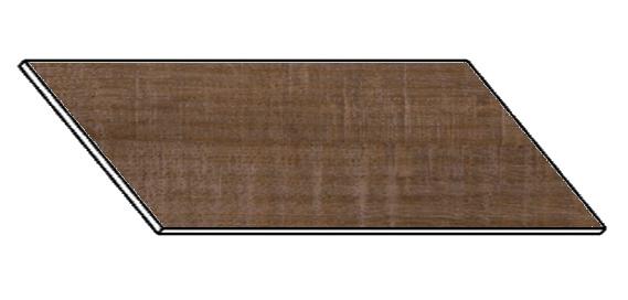 Kuchyňská pracovní deska 180 cm dub balara