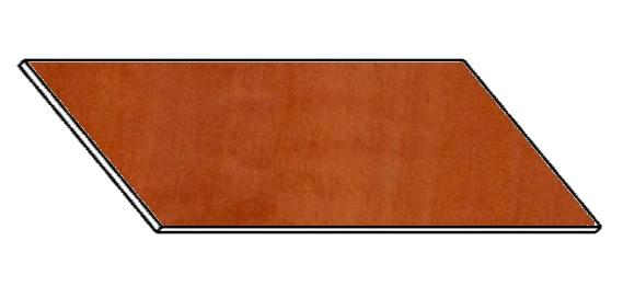 Kuchyňská pracovní deska 180 cm hruška