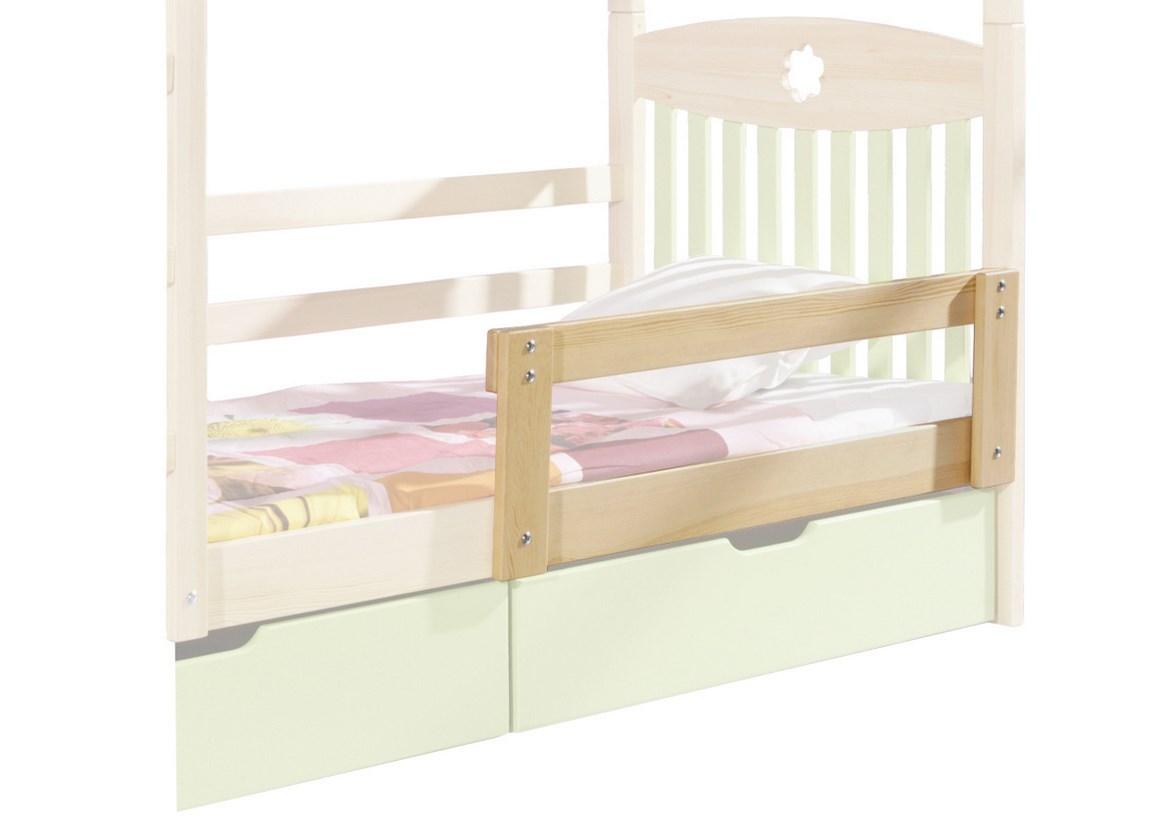 BOROVICE zabezpečovací bariéra na postel (Barva: dol moření ořech)