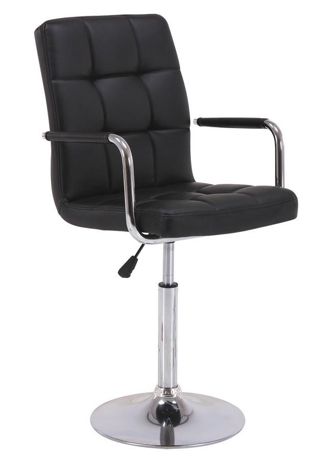 Barová židle C-152 černá