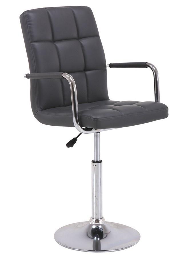 Barová židle C-152 šedá
