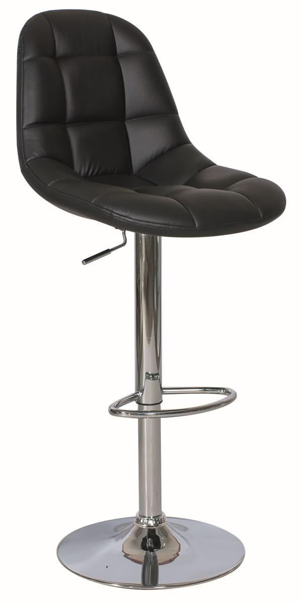 Barová židle KROKUS C-198 černá