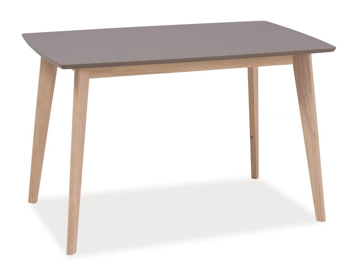 Jídelní stůl COMBO šedý