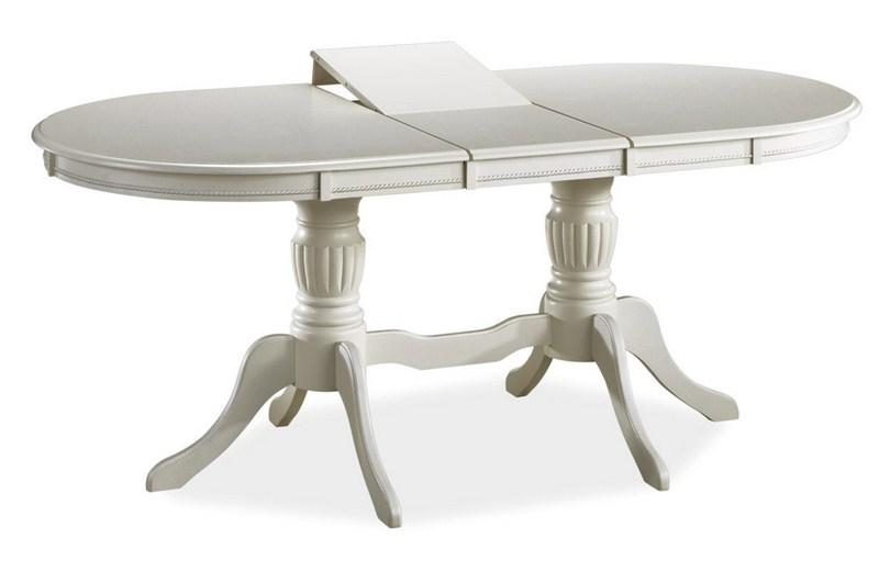 Jídelní stůl ANJELICA Bianco rozkládací