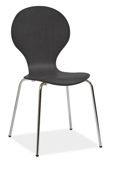 Jídelní židle W-93 černá