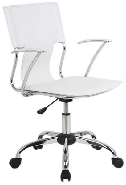Kancelářská židle Q-010 bílá