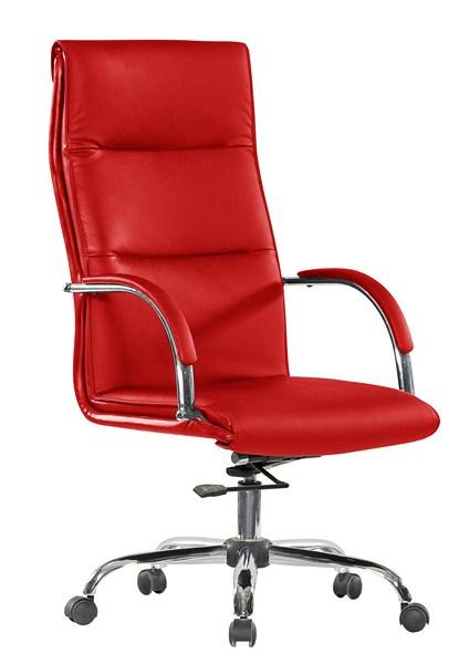 Kancelářská židle Q-092 - červená
