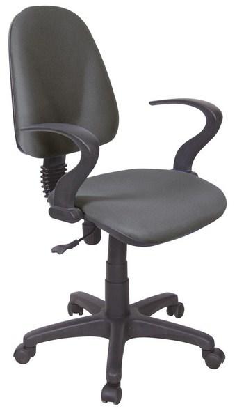 Kancelářská židle Q-02 - šedá