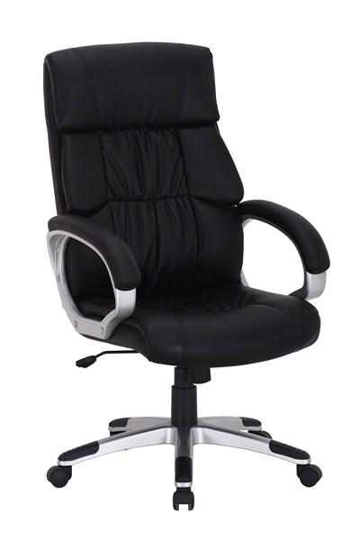 Kancelářské křeslo Q-075 - černá