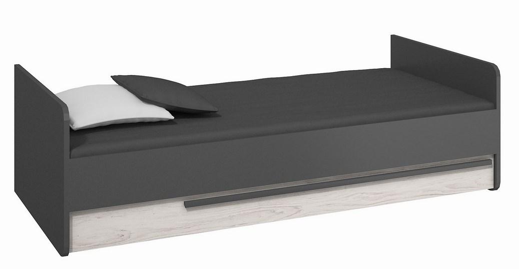 TREND postel 90x200 cm