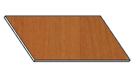 Kuchyňská pracovní deska 120 cm olše