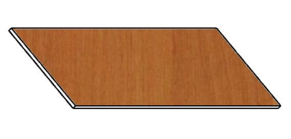 Kuchyňská pracovní deska 180 cm olše