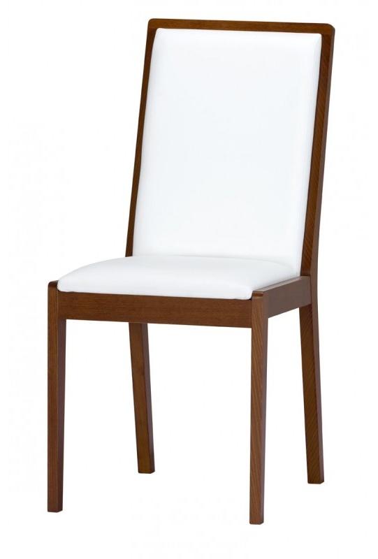Čalouněná židle ekokůže MALTA 101