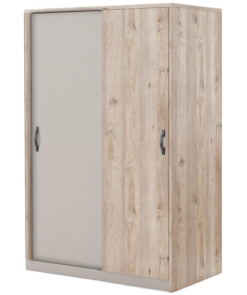 Šatní skříň s posuvnými dveřmi FLEX FX-01
