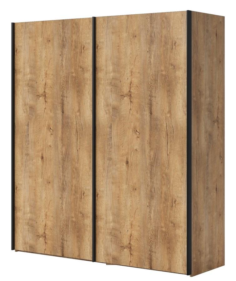 Šatní skříň s posuvnými dveřmi KARDAMON KD-12