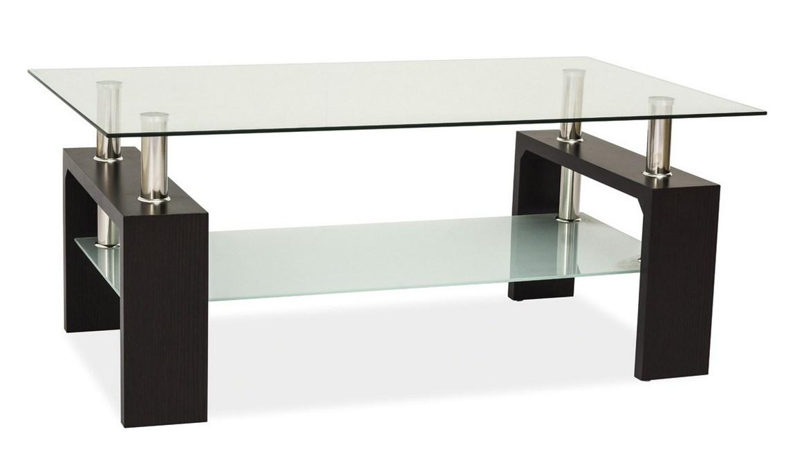 Konferenční stolek LISA BASIC II - wenge