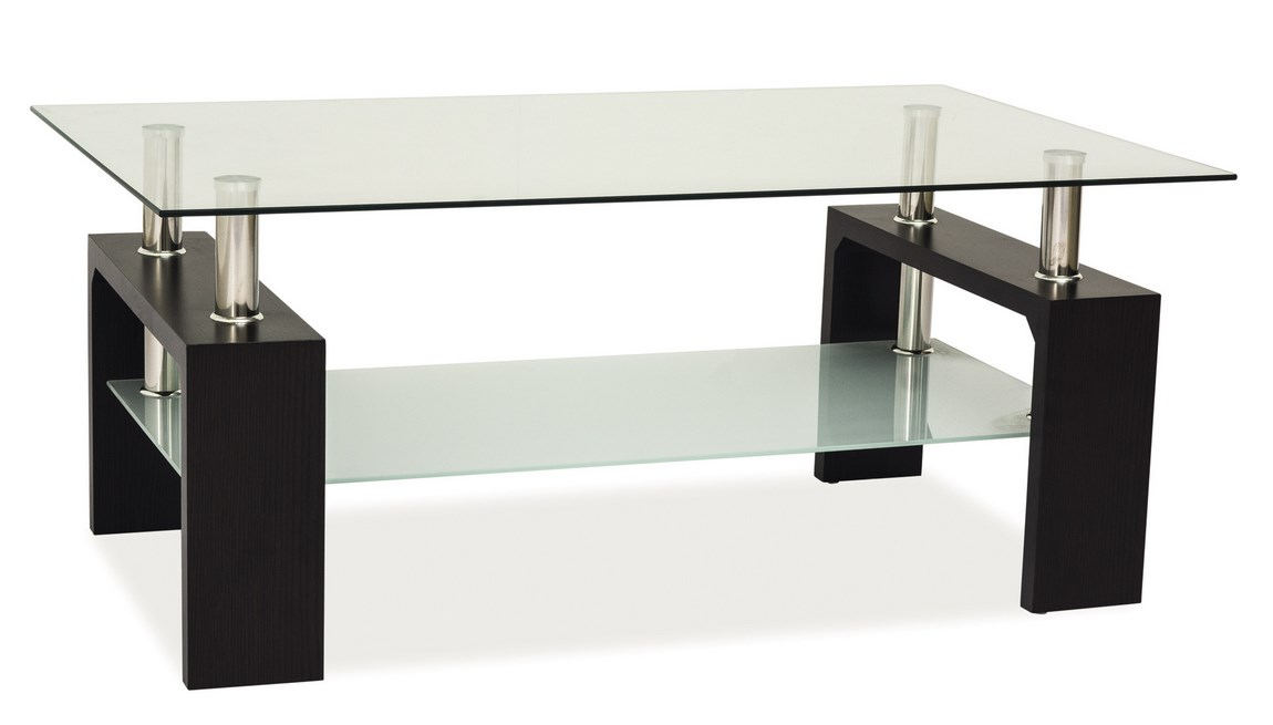 Konferenční stolek LISA BASIC - wenge