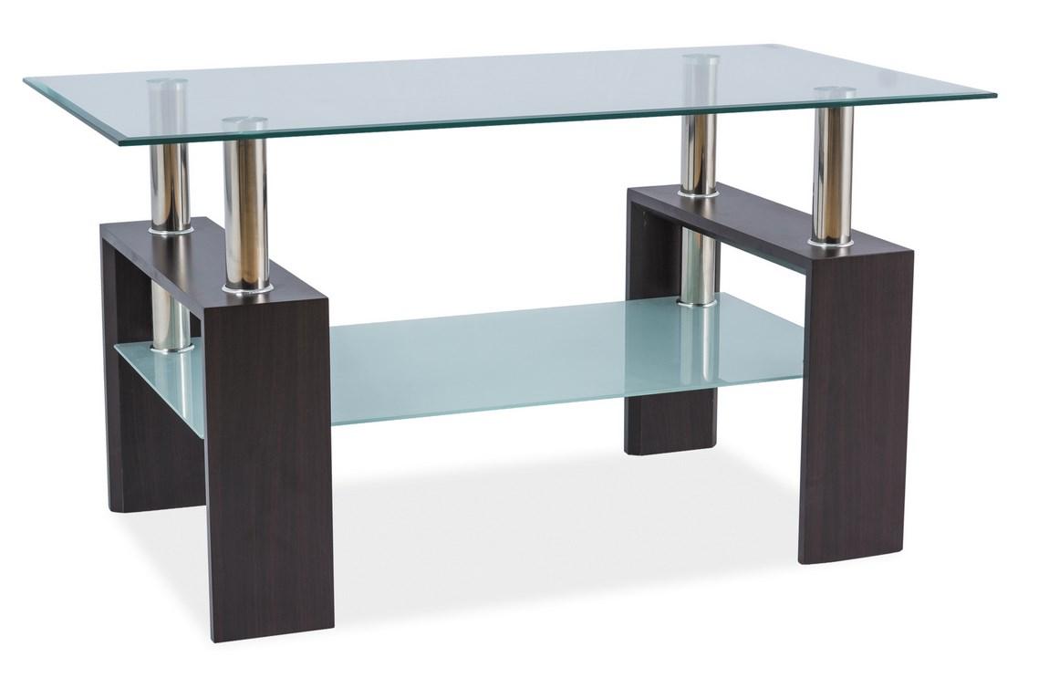 Konferenční stolek LISA III - wenge