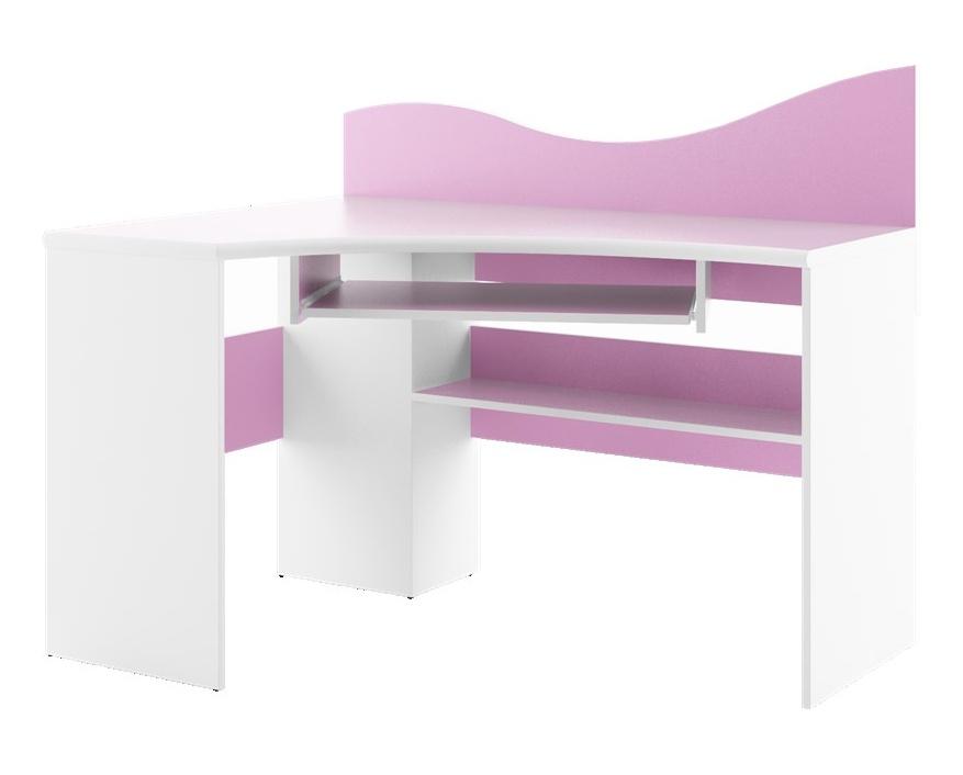 MARIO M-15 pracovní stůl rohový (Barva: dig-olše-béžová)