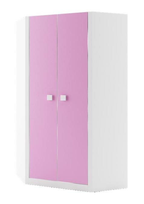 MARIO M-3 šatní rohová skříň (Barva: dig-olše-béžová)