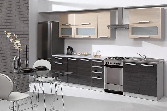 Kuchyně MERCURY Zebra 260