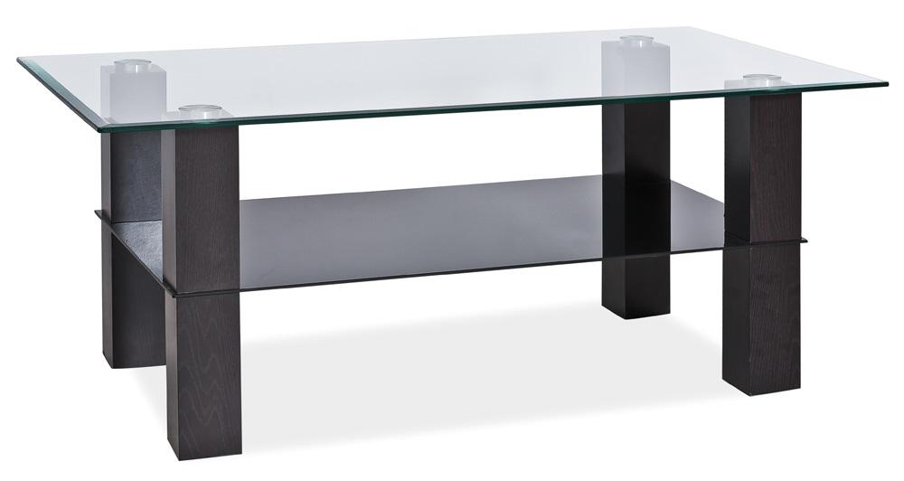 Konferenční stolek MORENA wenge
