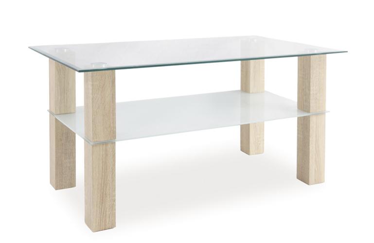 Konferenční stolek MORENA dub sonoma
