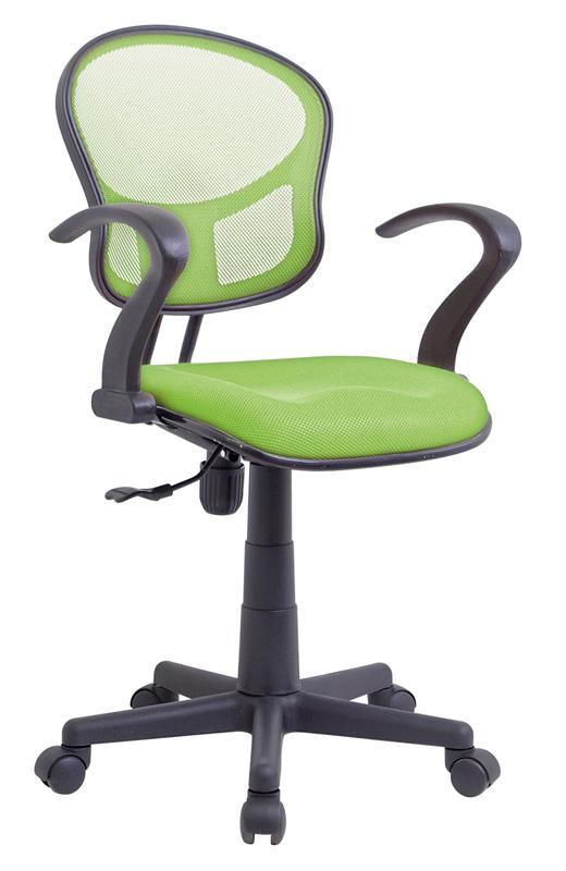 Kancelářská židle Q-141 zelená