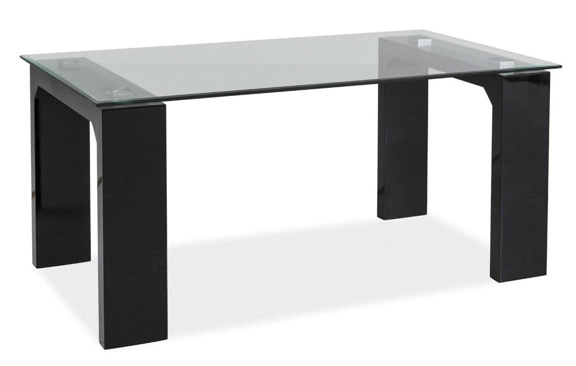 Konferenční stolek SCARLET černá