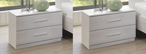 Noční stolek (2 ks ) 698 SUSAN