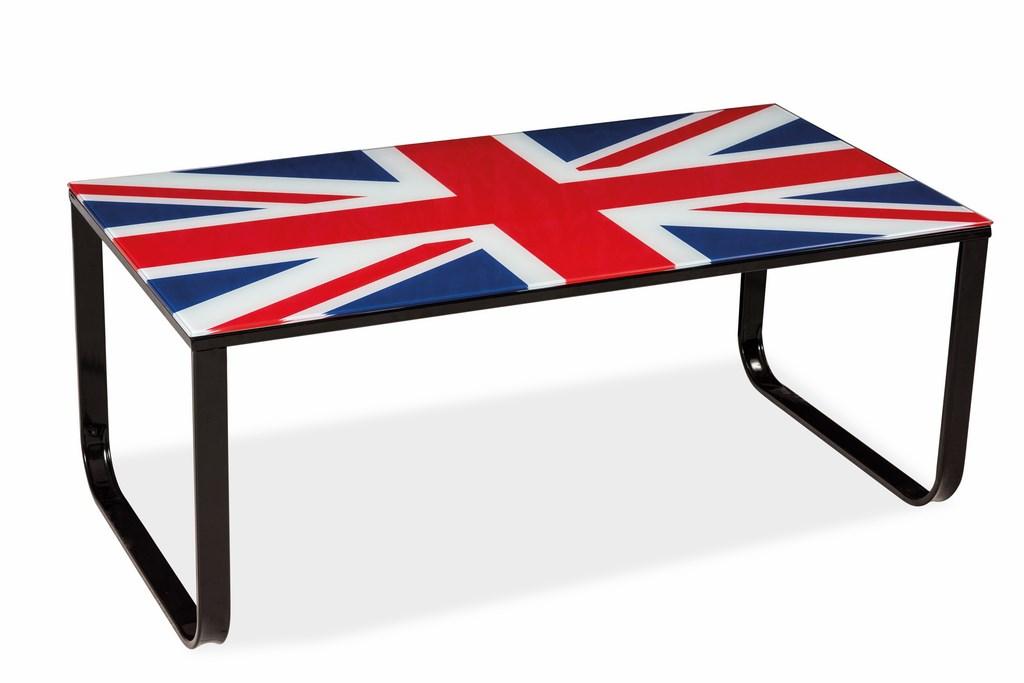 Konferenční stolek TAXI II vlajka