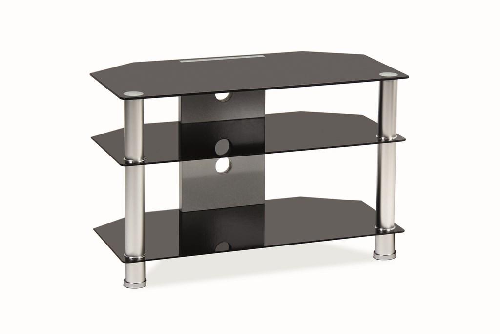 Televizní stolek TV-031 - černý