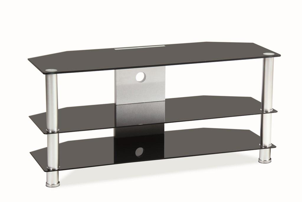 Televizní stolek TV-032 - černý