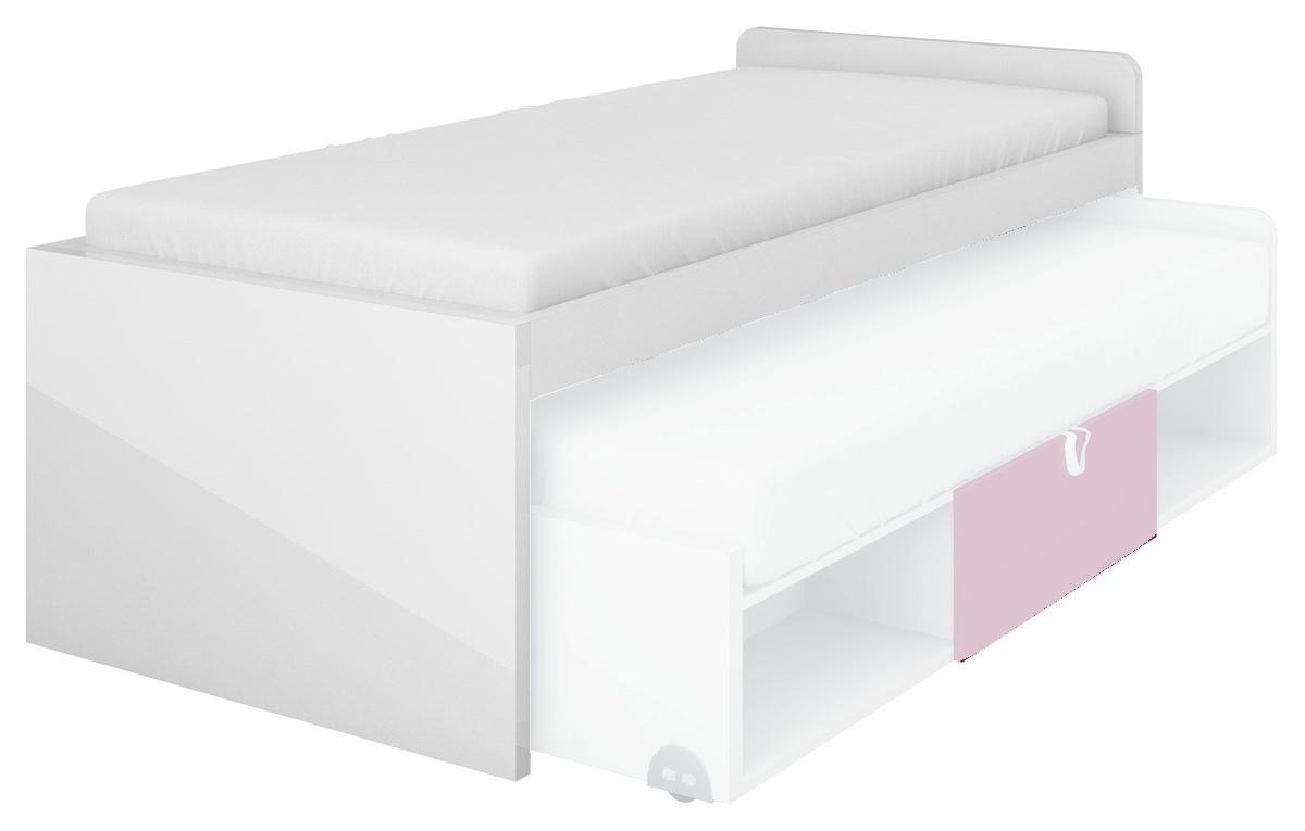 YETI horní postel s matrací Y-14