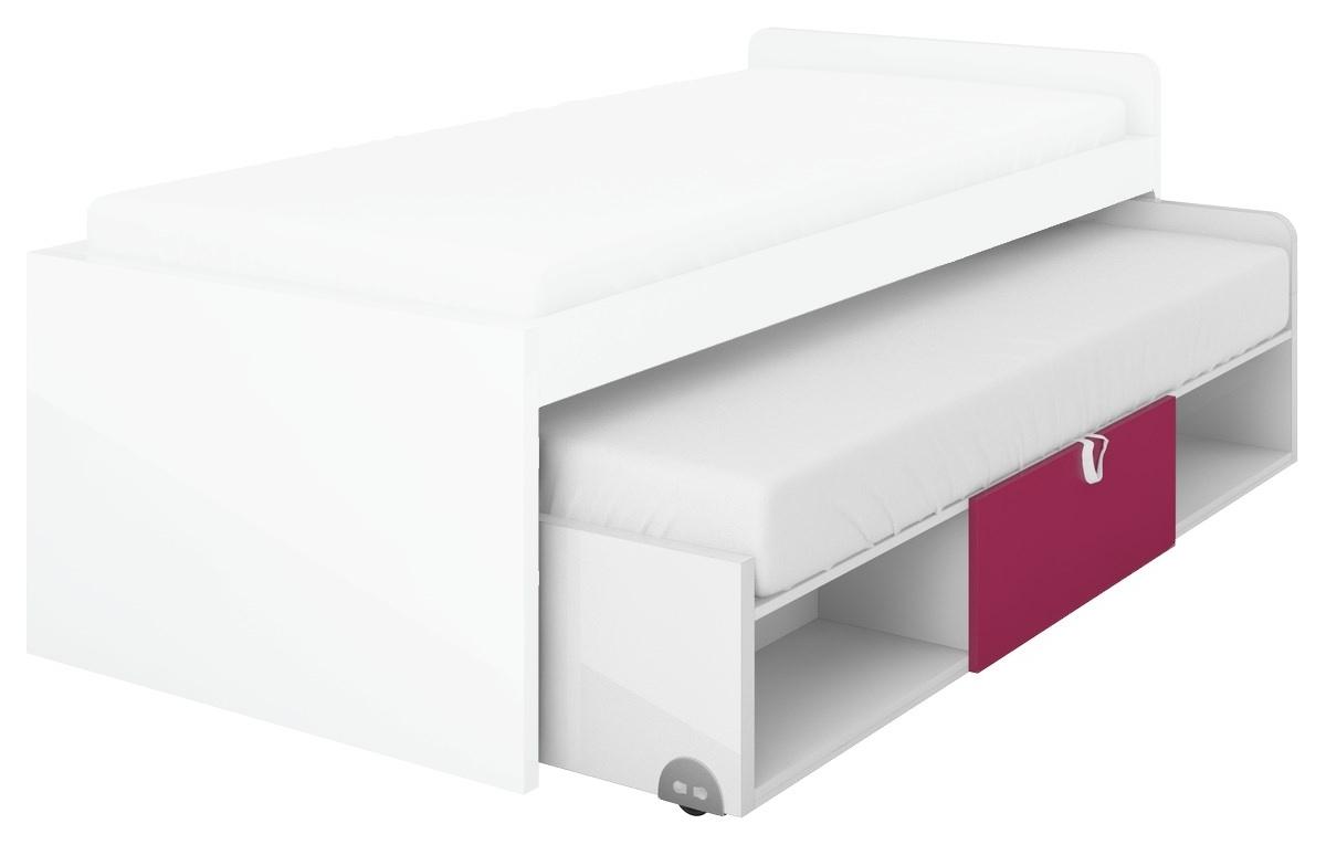 YETI dolní postel s matrací Y-15