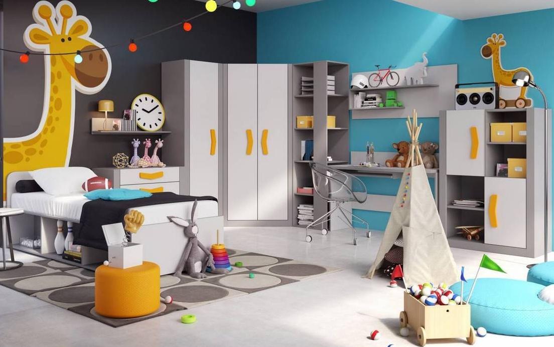 dětsky pokoj BUMERANG