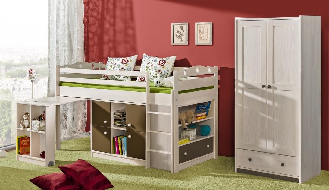 Dětský nábytek DOLMAR - BOROVICE