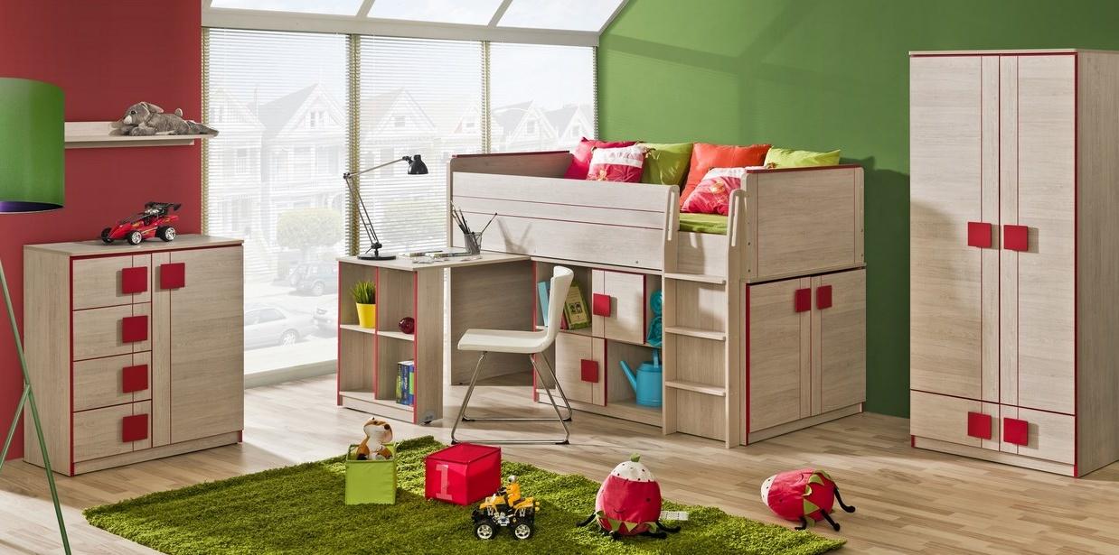 dětský pokoj GIMMI