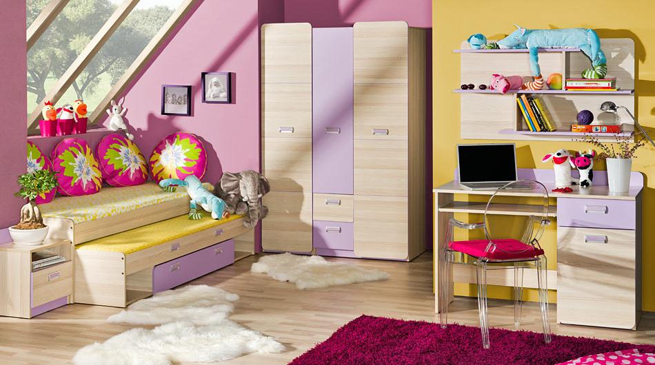dětský pokoj LIMO