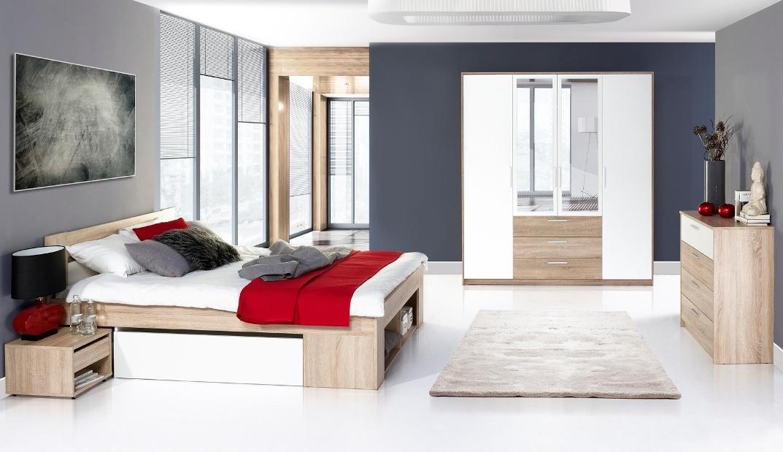 ložnice MILO