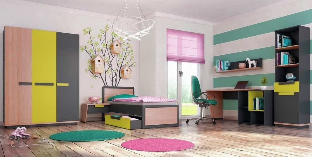 dětský pokoj WOW