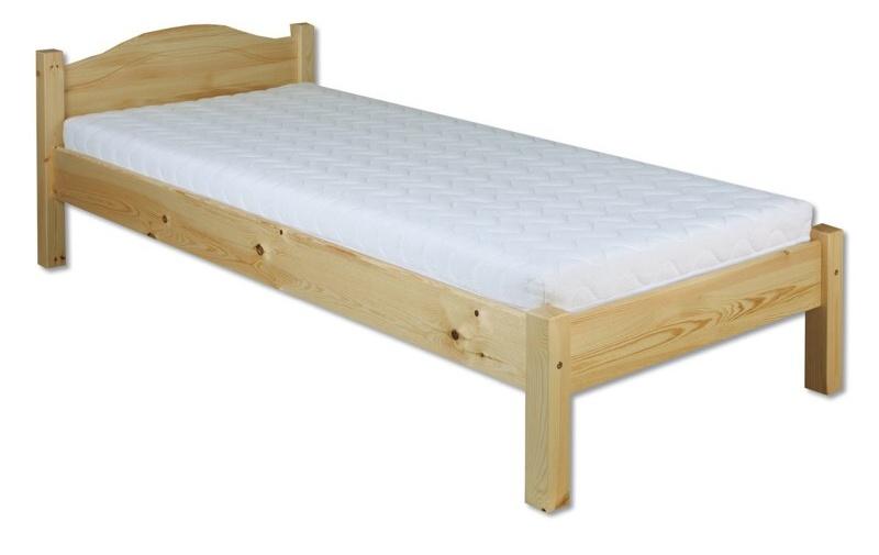 KL-124 postel šířka 90 cm